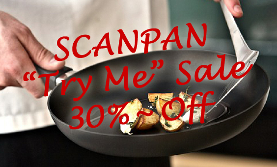 Scanpan Try Me Sale